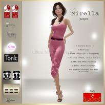[LD] Mirella - Jumper - Pink xs